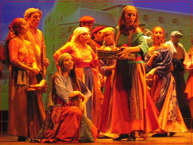 La Forza del Destino - Teatro Avenida - Mayo 2005