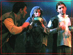 Fiorella Spadone en La Forza del Destino - Teatro Avenida - Mayo 2005