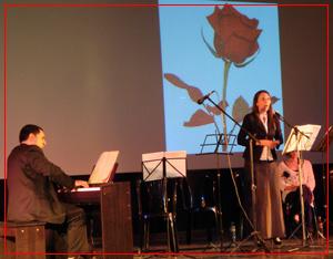 Daniel Trufero y Fiorella Spadone
