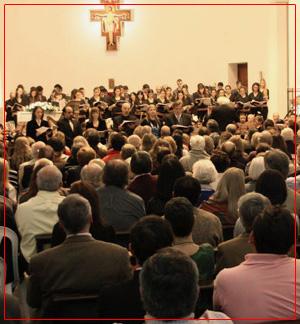 Nabucco versión concierto. Catedral de San Miguel. Julio 2010
