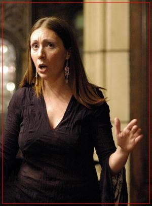 Fiorella Spadone - Conservatorio Nacional - Octubre 2005