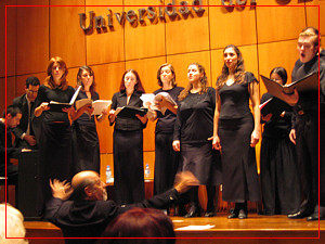 Estudio Vocal Pergolesi - Solamente Mozart - Mayo 2004