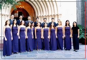 Grupo Vocal Ricercare - 2004