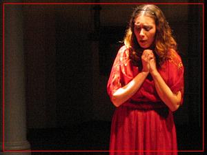 Fiorella Spadone - Orfeo y Eurídice - Fundamús - Julio 2005