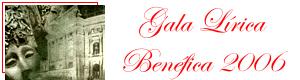 IV Gala Lírica Benéfica