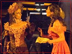 "Fiorella Spadone (Ida). ""El Murciélago"" de Johann Strauss. IV Gala Lírica Benéfica. Diciembre 2006. Auditorio de Belgrano."