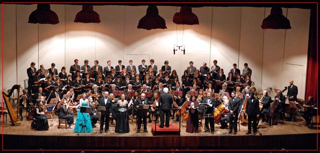 Nabucco de G. Verdi, versión concierto. V Gala Lírica Benéfica. Octubre 2007. Auditorio de Belgrano.