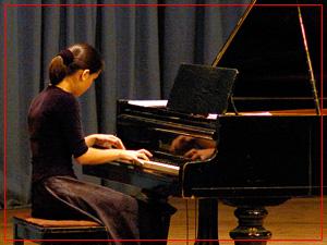 Guadalupe Ceballos (piano)