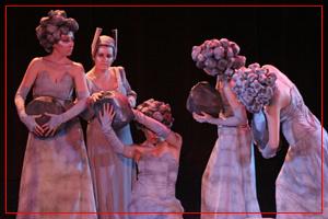 El Fin de Narciso. Octubre 2007. Teatro Roma.