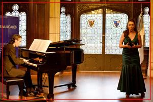 Soprano Fiorella Spadone, Piano Damián Roger