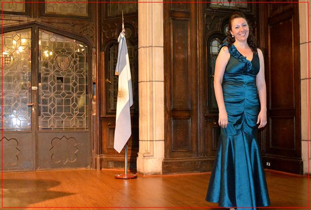 Cantante soprano - Fiorella Spadone