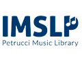 International Music Score Library Project (IMSLP)