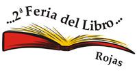 2ª Feria del Libro de Rojas - Logo