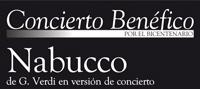 Nabucco, de G. Verdi. Concierto Benéfico por el Bicentenario. Catedral de San Miguel.