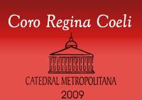 Concierto del Coro Regina Coeli - 13 de Junio de 2009 - Catedral Metropolitana