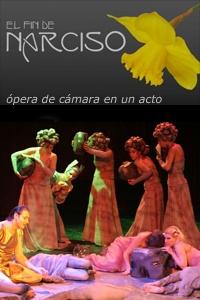 El Fin de Narciso - Martes 02/10 - 20:30 - Teatro Roma de Avellaneda