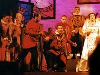 Elisabetta, Teatro Margarita Xirgu - Marzo 2004