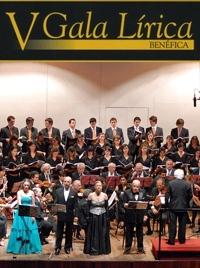 V Gala Lírica Benéfica. Auditorio de Belgrano. 22 de Octubre de 2007