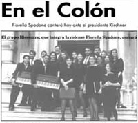 El Diario, de Rojas - 28/09/2003 - Tapa.