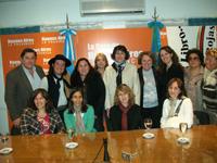 El Nuevo Diario Rojense, 04/10/2010: II Feria del Libro. Brillante lanzamiento para toda la provincia