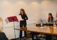 RojasCiudad.Net, 01/10/2010: lanzamiento de la Feria del Libro desde la Casa de la Provincia